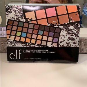 Other - Elf 50 color eye & face palette